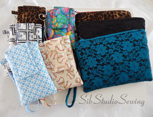 These are the newest wristlets