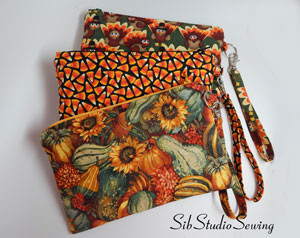 Autumn iPhone 6 plus Clutches